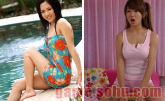 和性感美女开房? 台湾网游打激情牌