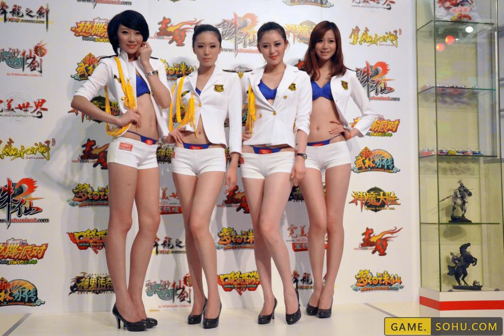 一面映衬中国游戏产业的镜子