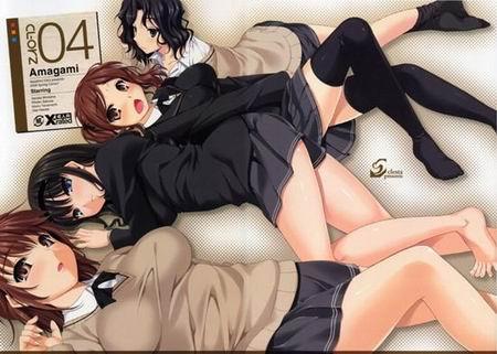 十大你最想同床共枕的动漫女孩